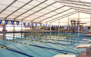 Swimming Pool Temporary Building