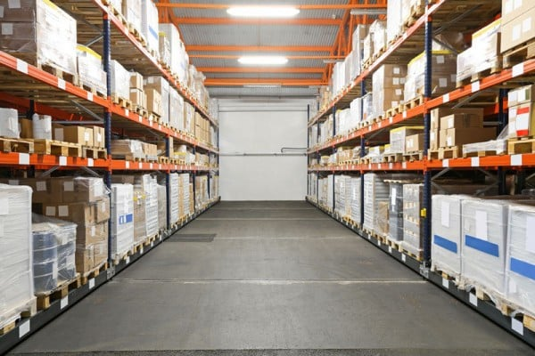 Cheap Temporary Warehouse