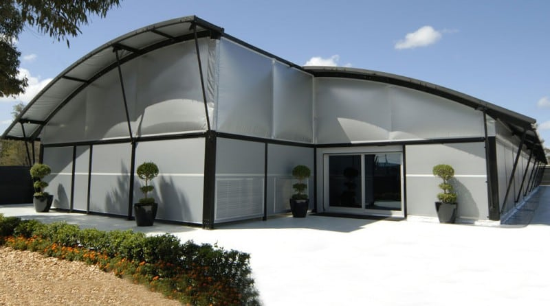 Custom Temporary Building