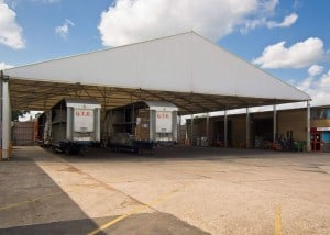 Logistical Temporary Building