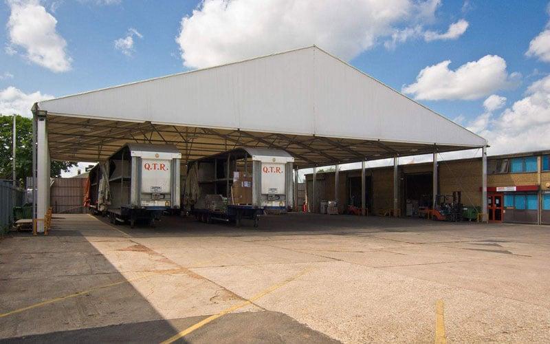 Logistical Temporary Building