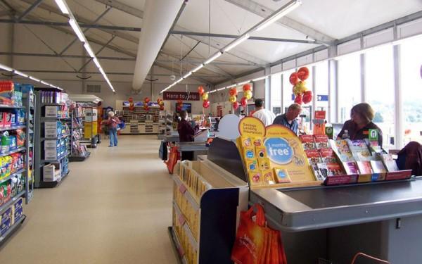 Supermarket Temporary Building