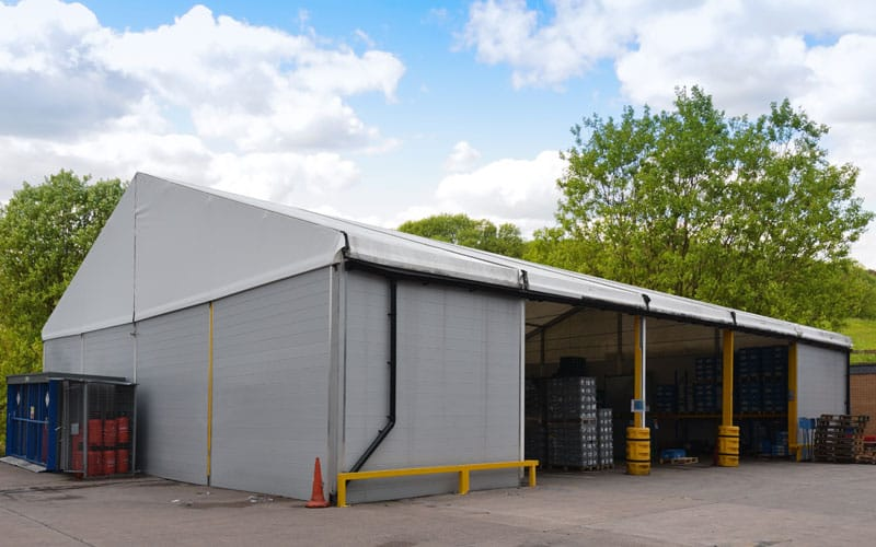 Rent Temporary Building Warehouses Temp Re Build Ltd