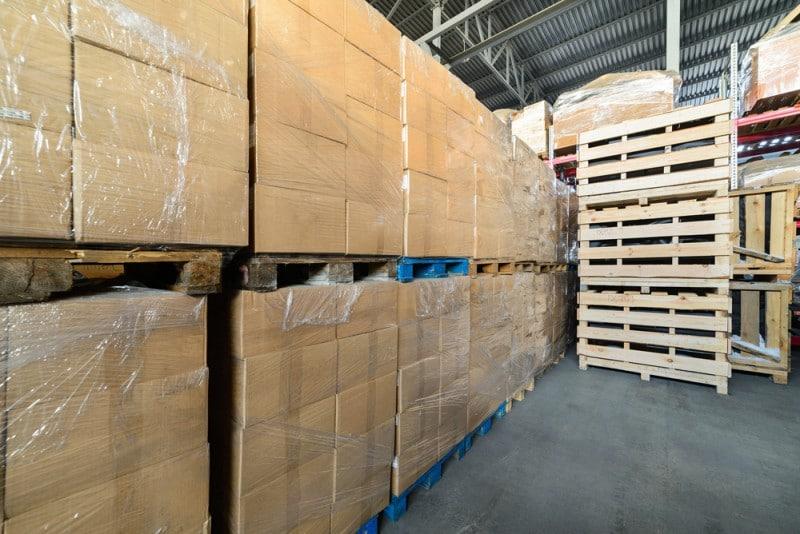 Cheap temporary buildings storage