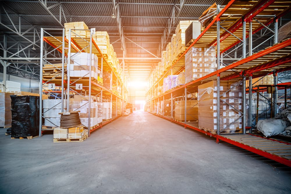 Temporary Warehouses for Sale