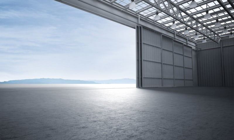 Temporary buildings solution for small businesses