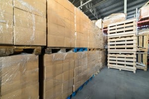 Temporary warehouse for extension solutions