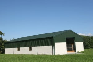 Temporary Buildings for Agriculture