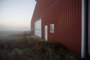 Temporary buildings in agriculture sector