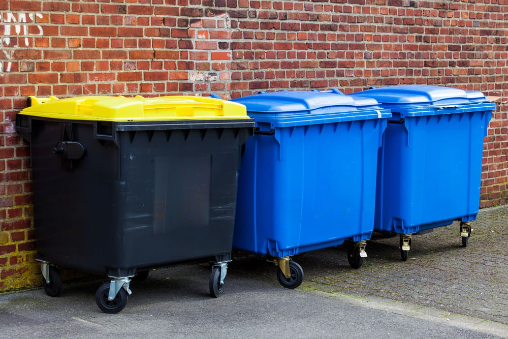Temporary Buildings for Waste Management Companies