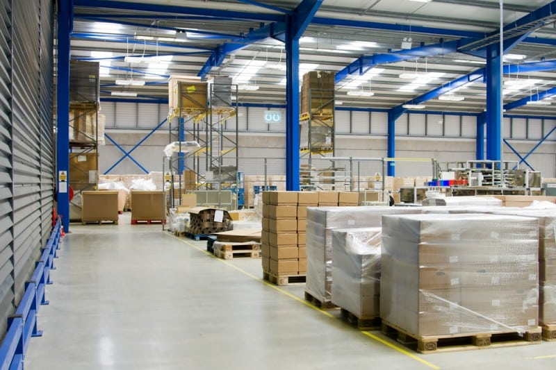 What are the uses for temporary buildings