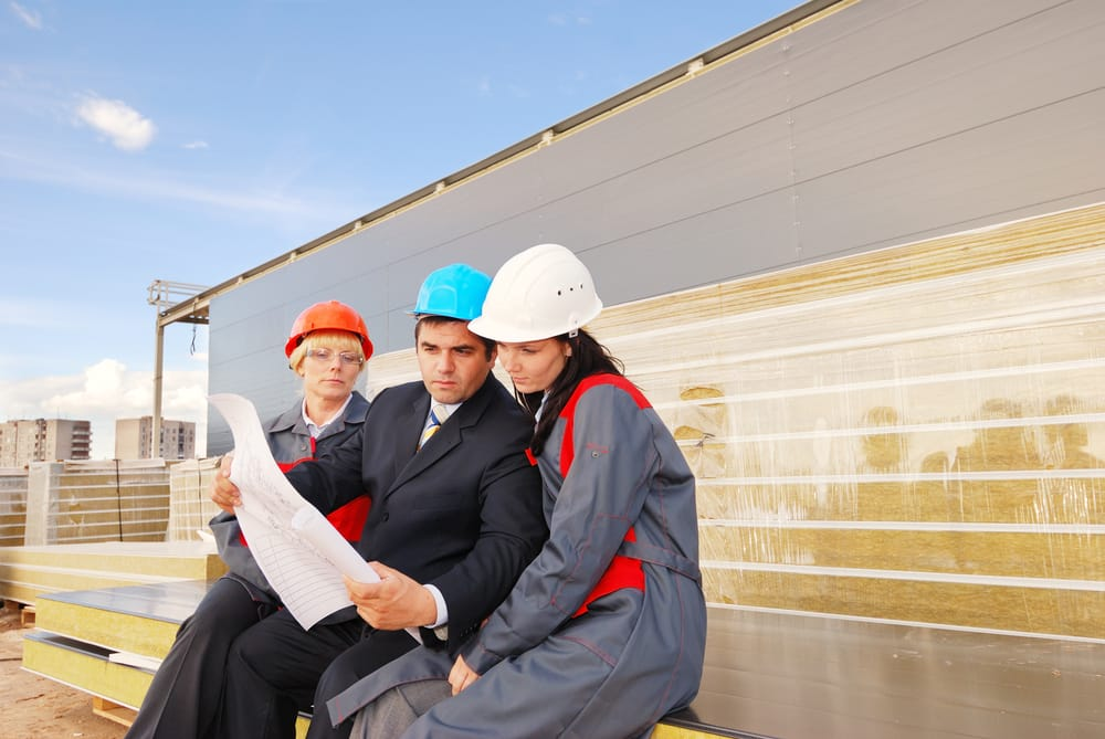 temporary buildings for retailers