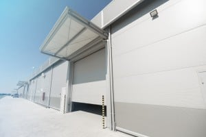 temporary buildings for expanding