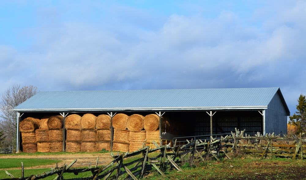 temporary buildings for horticulture