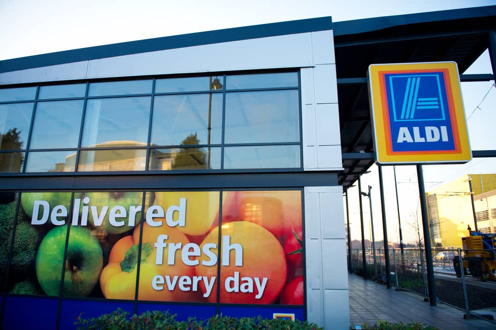 temporary buildings for supermarkets