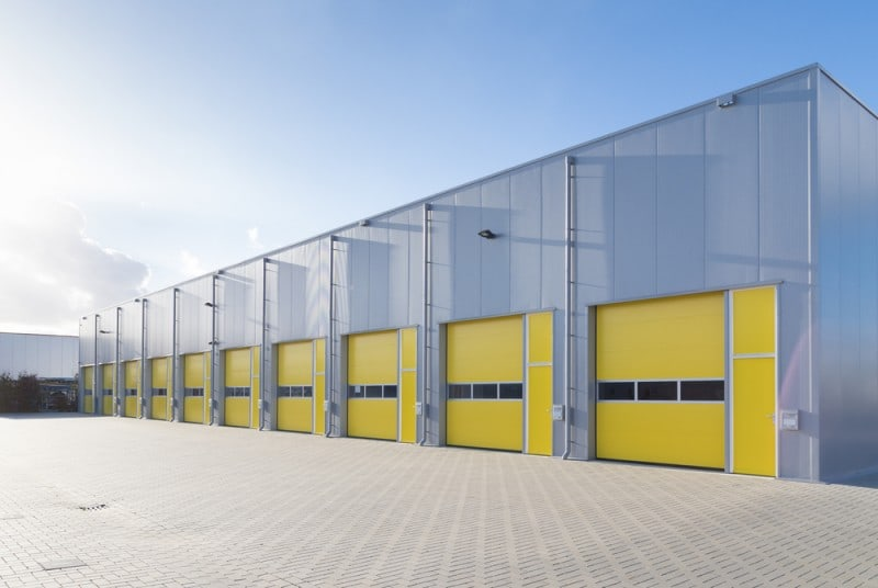 temporary buildings in Staffordshire
