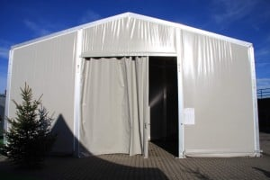 Low Budget Industrial Temporary Building