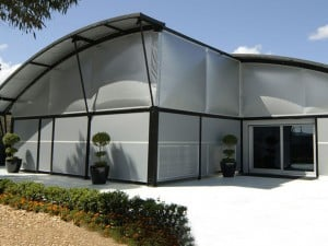 Customised Insulated Temporary Building