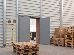 Industrial Uninsulated Temporary Building