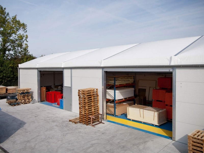 Insulated Temporary Buildings
