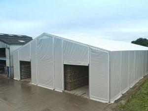 Lightweight Industrial Temporary Buildings