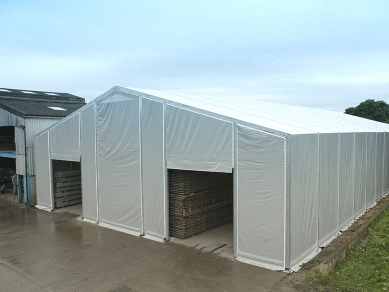 Lightweight Industrial Temporary Buildings